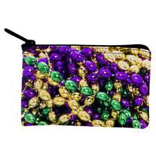 Mardi Gras Beads Coin Purse