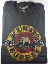 New Authentic Ralph Lauren Denim & Supply Men's Cotton Jersey Tee T-Shirt Oz