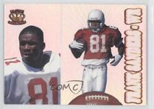 1995 Pacific Prisms #207 Frank Sanders Arizona Cardinals Rookie Football Card