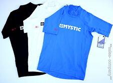 MYSTIC Star Rash Shirt Men Schwarz Blau Weiß Gr.S-XXL Kurzarm Neu+ OVP