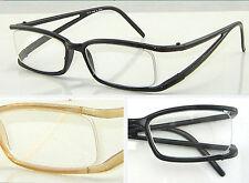 L8 Gafas de lectura ligera Memoria Plástico Tr90 diseñado con Espineles