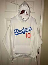 LA Los Angeles Dodger Justin Turner Home Jersey Hoodie Hoody  Sweatshirt