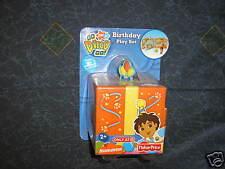 New Nickelodeon Go Diego Go Birthday Play Set