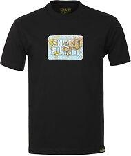 SHAKE JUNT - WORLDWIDE T SHIRT BLACK S M L XL - SKATEBOARD BAKER FREE POST
