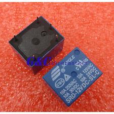 1/2/5/10PCS SRD-12VDC-SL-C RELAY T73-12V SONGLE 12V Power Relay brand new