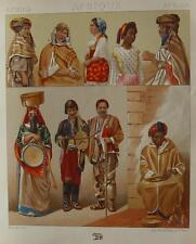 Algerien Algier Tuareg Afrika Berber Tunesien Geige Maghreb Marokko Fez Tunis