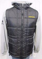 Iowa Hawkeyes Puffer Vest Jacket Hoodie Combo Men's M L XL MSRP $99.99 NCAA A11