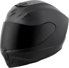 Scorpion Adult Matte Black EXO-R420 Solid Full Face Motorcycle Helmet Snell DOT