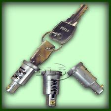 LAND ROVER DEFENDER - Lock Barrel Set with Keys pack of 3 (MTC6504)