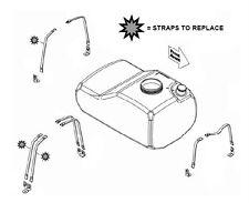 SeaDoo 2011-2012 RXT-X 260 RIVA Power Filter Fuel Strap Upgrade Kit RS13100-TSUK