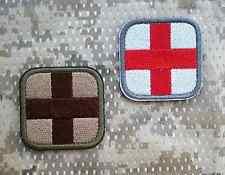 Aufnäher Patch Klett Sanitäter Sani Moral EDC Medic Tactical Tac Survival
