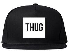 Kings Of NY Thug Trap Trill Box Snapback Hat