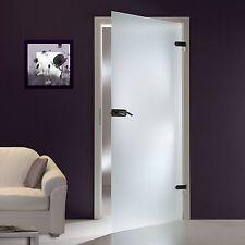 Ganzglastür Glastür Tür Innentür Ganzglastüren Türen Zimmertüren 100% blickdicht