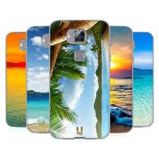 HEAD CASE DESIGNS BEAUTIFUL BEACHES SOFT GEL CASE FOR HUAWEI PHONES 2