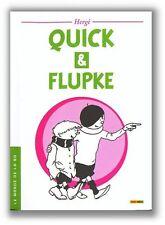 HERGE  Quick Flupke 2003 monde bd spécial Belgique