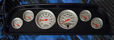 60-63 Chevy Truck Carbon Fiber Dash w/ Elect. Ultra Lite