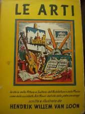HENDRIK WILLEM VAN LOON - LE ARTI 1939