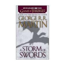 A Storm of Swords (Paperback or Softback)