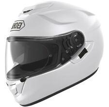 Shoei Gt Aire DVS COMPLETO Touring Casco de MOTO - Blanco Brillante