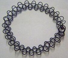 Tattoo Armbänder schwarz - 5, 10, 20, 50 oder 100 Stück - Ketten Schmuck Armband