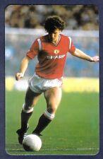 FAX-PAX 1989 FOOTBALL STARS-BAYERN MUNICH & WALES-BARCELONA-MAN UTD-MARK HUGHES
