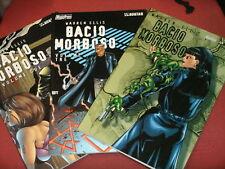 WARREN ELLIS-BACIO MORBOSO TRILOGIA 1/3-  MAGIC - NUOVI