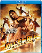 Kill 'Em All (Blu-ray, 2012, WS) NEW