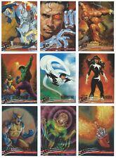 1996 Fleer Ultra Marvel X-Men Wolverine Base Card You Pick Finish Your Set