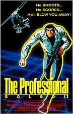 The Professional - Golgo 13 - Movie Poster