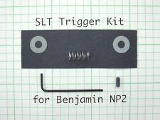 SLT Trigger Kit - Smooth 2 lb Pull for Benjamin NP2 Rifle - CBT Mod Fix Upgrade