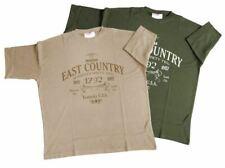 Übergrößen !!!  Designer T-Shirt HONEYMOON sand oder armygreen 3XL -15XL