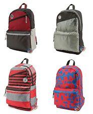 New Volcom Academy Backpack Book Bag