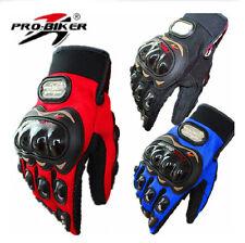 Summer Motorcycle Motorbike Motocross Motor Fiber Bike Racing Gloves Pro-Biker