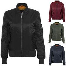 Urban Classics Ladies Diamond Quilt Nylon Jacket XS S M L XL XL