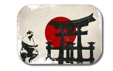 Japan Flag Sumo Vinyl Sticker - Select Size