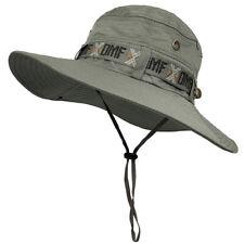 Army Men Tactical Sniper Hats Sun Boonie Hat Summer Uv Protection Cap Men's NEW