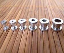 Orecchino Dilatatore Acciaio 316L Piercing orecchini