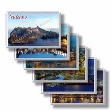IT - Italia - Isole Eolie ( Sicilia ) - frigo calamite frigorifero souvenir