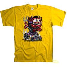 Monster Hot Rod T-Shirt Consejo cómic retro Fink vintage auto * 1085 ye