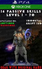 Diablo 3 - PS4 - Xbox One - Fully Modded PRIMAL Set - Delsere's - Wizard - V2