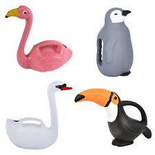 Novelty Bird Watering Can for Garden Plants Flamingo Penguin Swan Toucan 1.5 L