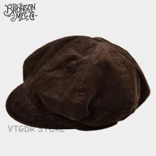 e8d4257de19 Bronson Vintage Corduroy Flat Cap Winter Classic Men s Newsboy Hat Driving  Brown