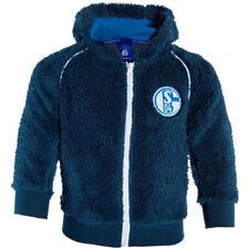 FC Schalke 04 Baby Sweat-Jacke, Baby Jacke verschiedene Größen 100% Baumwolle