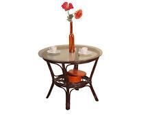 9091 Rattantisch Couchtisch Wohnzimmertisch Hofmann Tisch in 3 Farben
