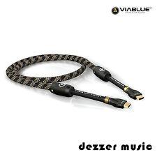 ViaBlue HDMI Kabel S-920 Silver High-Speed 2.0b / Ethernet 4K UHD ARC / HighEnd