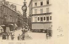 CPA AMIENS L'HORLOGE