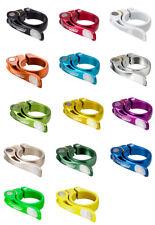 Reverse long life sillín borna muchos colores 34,9mm sillín abrazadera seatclamp