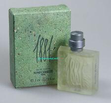 Nino Cerruti 1881 7 ml Mini Miniatur Eau de Toilette Neu/Box
