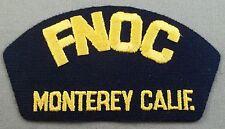 US Navy Cap Patch Fleet Numerical Oceanography Center Monterey California