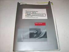 Werkstatthandbuch Audi A3 quattro 5-Gang Getriebe 02C Allrad ab 1997